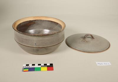 Casserole Dish: With Lid