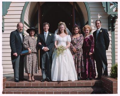 Negative: Wilson-Flesher Wedding