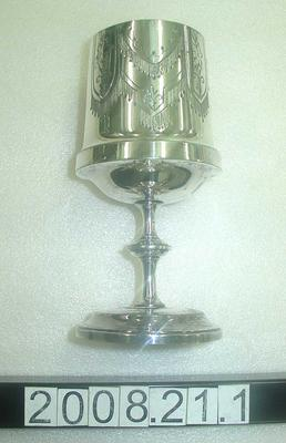 Sporting trophy cup