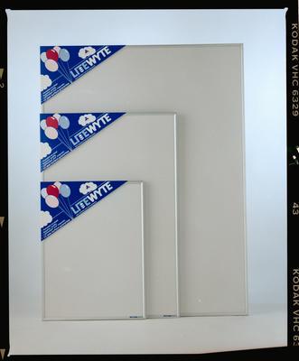 Negative: Top Mark Design Three Whiteboards
