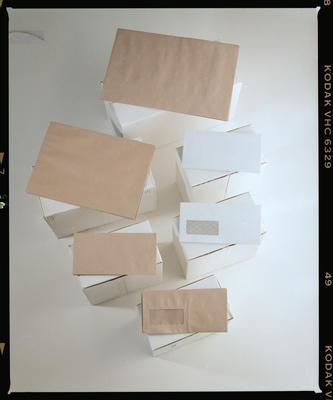 Negative: Top Mark Design Envelopes