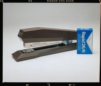 Negative: Top Mark Design Stapler And Staples