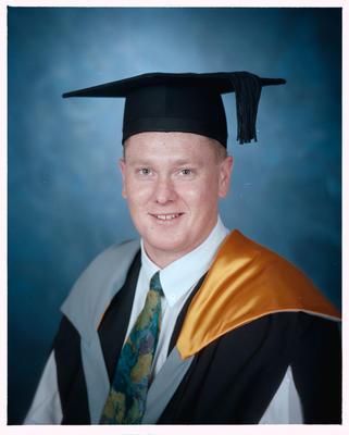 Negative: Nigel Field Graduate