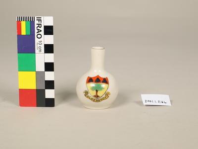 Miniature souvenir vase