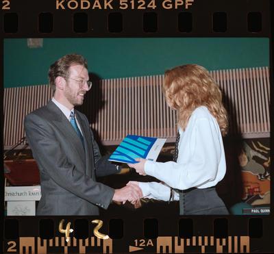 Negative: CPIT Graduation 1993
