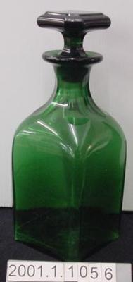 Decanter, with stopper