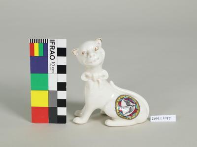 Model: miniature cat
