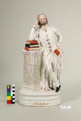 Figurine of Shakespeare
