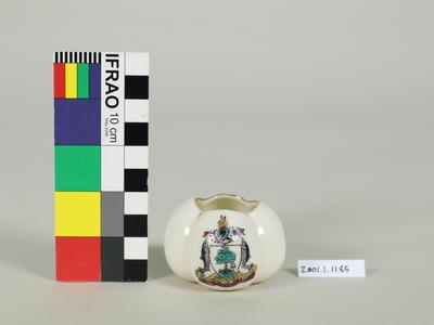 Model: miniature vase
