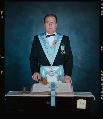 Negative: Unnamed Concord Lodge Master