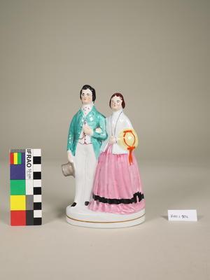 Figurine of a couple