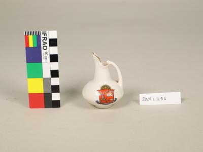Miniature souvenir ewer