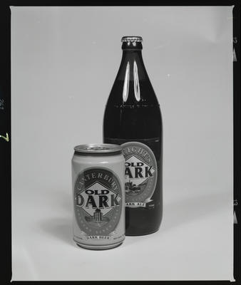 Negative: Canterbury Old Dark Beer