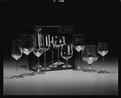 Negative: Romy Wine Glasses