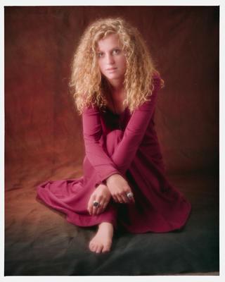 Negative: Belinda Kelly Portrait