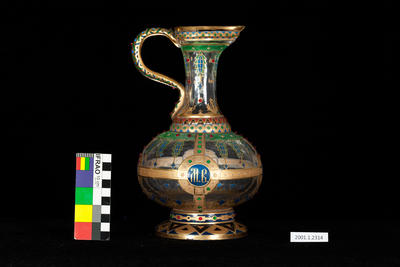 Imperial Glassworks Ewer