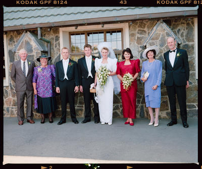 Negative: Kay-Johnson Wedding