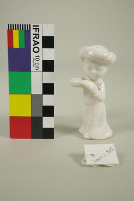 Figurine of a boy