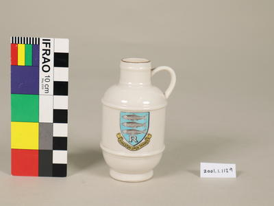 Miniature souvenir jug