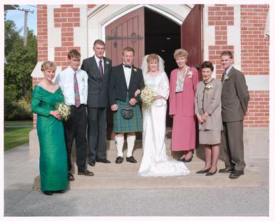 Negative: Lennon-Harkus Wedding