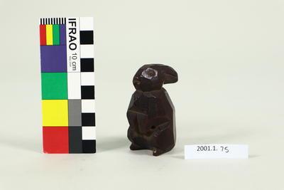 Netsuke hare
