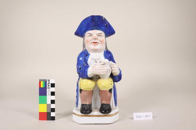 Figurine Jug