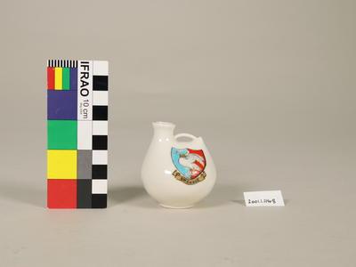 Souvenir miniature vase