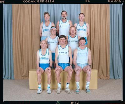 Negative: St Martins Harrier Club 1992