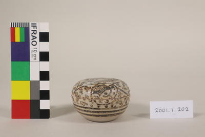 Pot, lidded