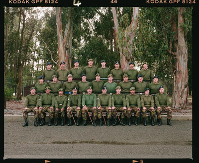 Negative: Burnham Camp RTW Group 1992