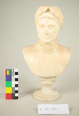 Bust Dante