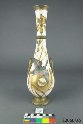 Vase: Duck Decoration