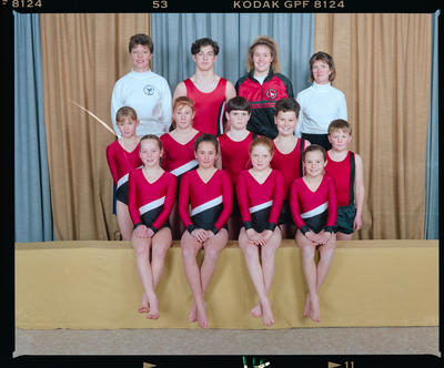 Negative: Canterbury Junior Gymnastics 1992