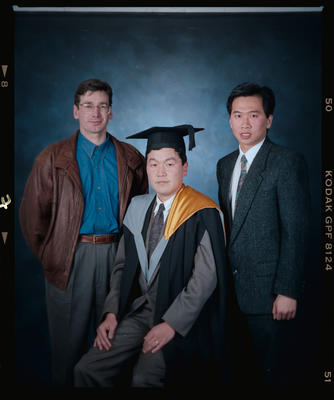 Negative: Mr Akiyama Graduate And Family