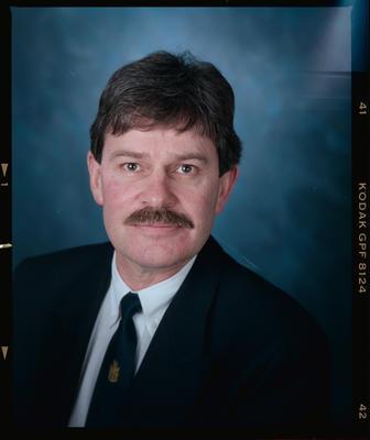 Negative: Dr Stanley Portrait