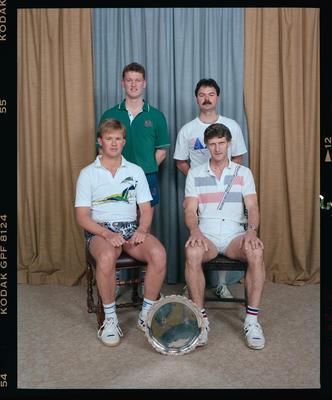 Negative: Sumner Squash Club 1992
