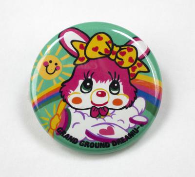 Rabbit Badge: Grand Ground Dreamu