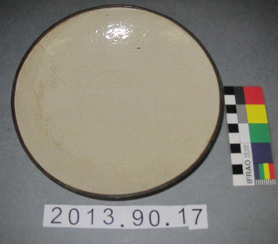 Plate: Sung [Song] Dynasty Celadon