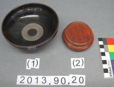 Bowl: Sung [Song] Dynasty, Tenmoku Honan