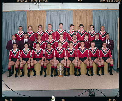 Negative: Canterbury Rugby League 1992
