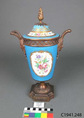 Vase: Sevres Style