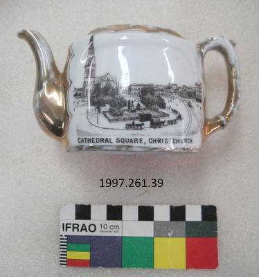 Cup, Souvenir: Cathedral Square