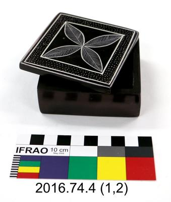 Box: Soapstone