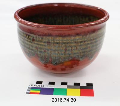 Bowl: Rosemary Perry