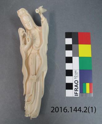 Sculpture: Guanyin