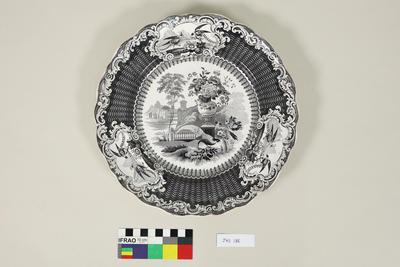 Black print plate