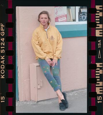 Negative: Unnamed Girl Model Test
