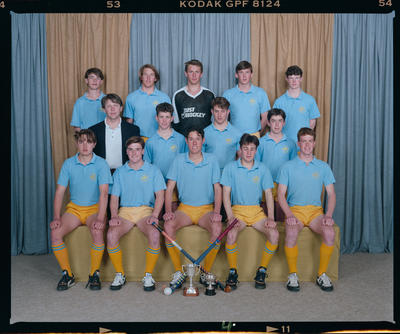 Negative: SBHS 1st XI Hockey 1992