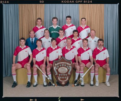 Negative: Redcliffs Hockey 1992