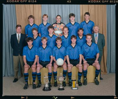 Negative: CBHS Soccer 1992